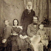 clutterbuck, Impey Family Photograph Albums circa 1850-1889